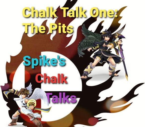 Spike's Chalk Talk One- ThePits