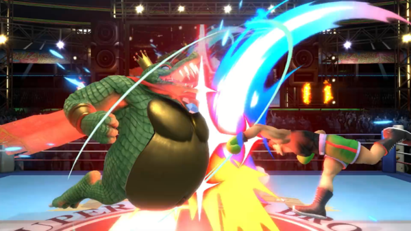 Did King K Rool's AI get buffed?