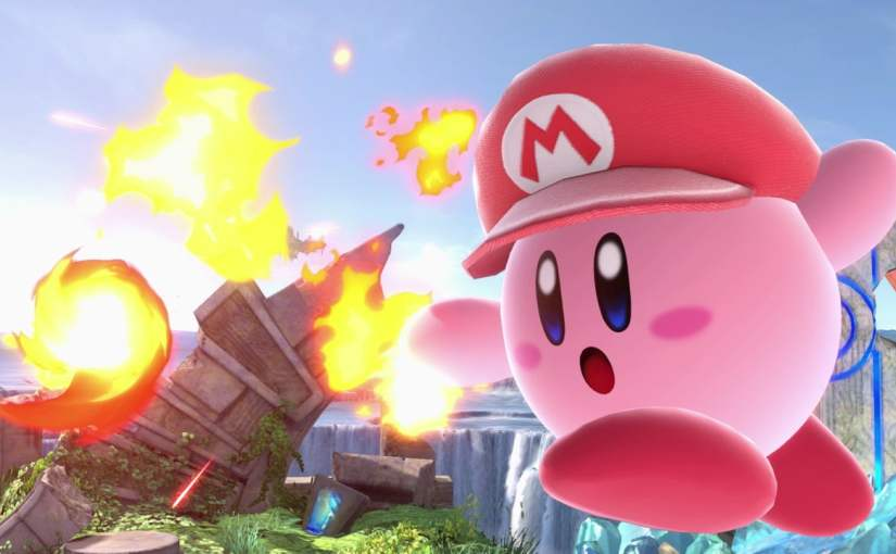 How to train a Kirby amiibo in Smash Ultimate