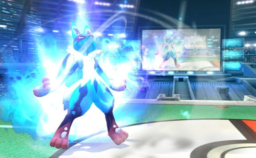 How to Train the Lucario Amiibo in SmashUltimate