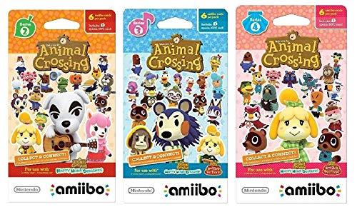 Animal Crossing amiibo cards are gettingrestocked!