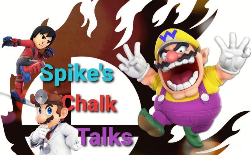 Spike's Trainer Talks- King Of Wario,Fammydamammy