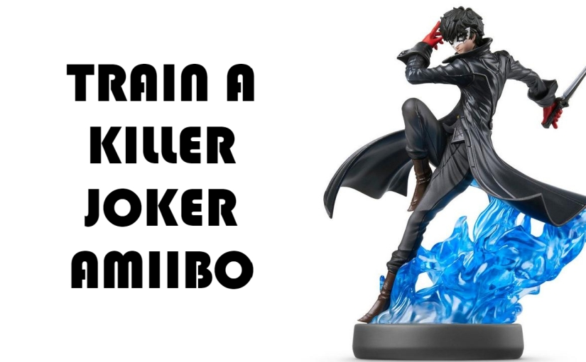 How to Train the Joker amiibo in Smash Ultimate