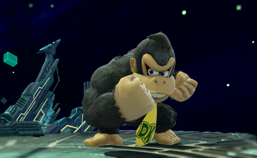 How to train the Donkey Kong amiibo in Smash Ultimate