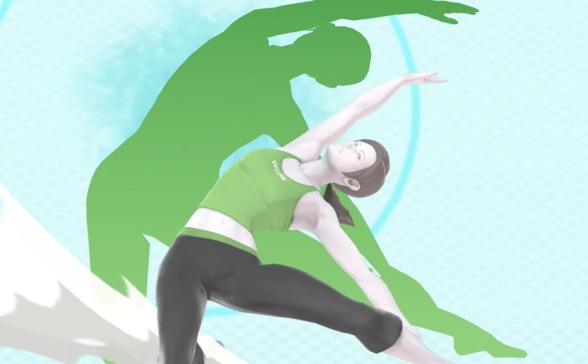 How to train the Wii Fit Trainer amiibo in SmashUltimate