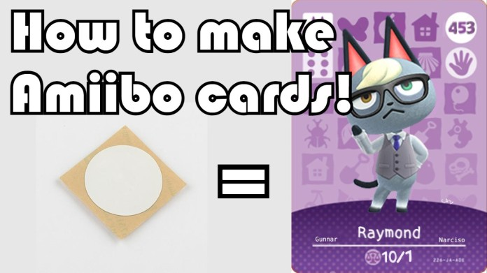 How To Make Amiibo Cards With Tagmo Explained Simply The Amiibo Doctor